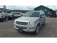 2007 FORD EXPLORER AS LOADED UP AS THEY COME 4X4 7 PASS