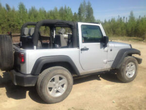 GOT JEEP? Great Deal!!! 2010 Jeep Wrangler Convertible 4X4