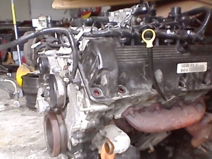 4.6 Mustang engine core complete