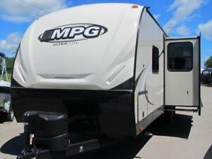 2019 MPG 2750-KING BED- DOUBLE OVER DOUBLE BUNK  MODEL-DEAL!!!