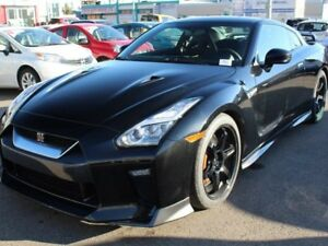2017 Nissan GT-R TRACK EDITION: LIMITED PRODUCTION