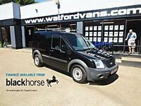 2012 Ford Transit Connect T200 1.8TDCi 90ps SWB Low Roof E/W Roof Rack Diesel bl