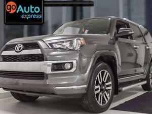2016 Toyota 4Runner SR5 Limited- NAV, sunroof, heated/cooled lea