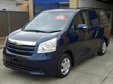 2007 Toyota Spacia NOAH Import Blue 5 Speed Tiptronic Wagon Caringbah Sutherland Area Preview