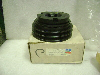 Mopar AC P/N 3847179 Rotor Pulley & Armature Assembly