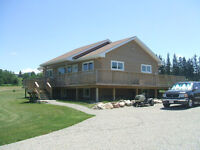 5 year old bungalow on 1 acre lot