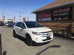 2014 Ford Edge SEL***NAVI***CAM***PANORAMIC ROOF**ONLY 35 KMS