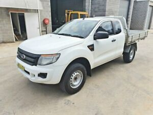 2013 Ford Ranger PX XL Super Cab Hi Rider - Diesel - Electronic Tipping Alloy Tray!