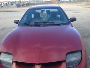 2000 Pontiac Sunfire 4 dr Sedan