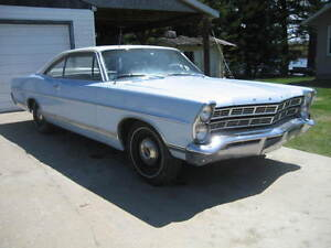 1967 Ford Galaxie Coupe (2 door) no rust ever