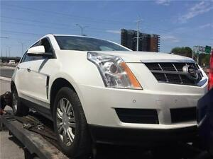 2011 Cadillac SRX Luxury Collection-FULL-AUTO-TOIT-4X4