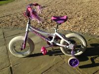 Cyclops Bicycle for Girls 3yr Old +