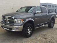 2012 Ram 1500 Big Horn LIFTED 6 Inches!! $286 B/W Taxes Included