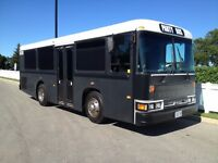 ###REDUCED### 1999 Bluebird Party Bus Limo Limousine