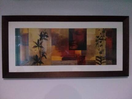 Buddha 3 tile picture   Picture Frames   Gumtree Australia Gold ...
