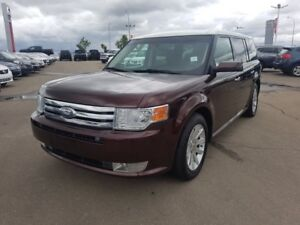 2010 Ford Flex AWD SEL $13888 Accident Free,  Heated Seats,  3rd