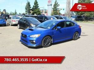2017 Subaru WRX LOW KM, AWD, 6 SPEED, 268 HP, HEATED SEATS, BACK