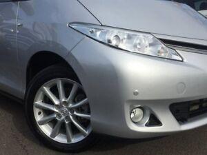 2016 Toyota Tarago Silver Constant Variable Wagon