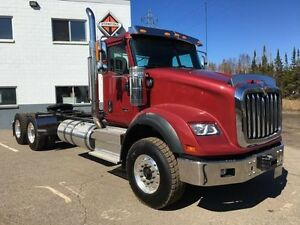2018 International HX620 6X4, New Day Cab Tractor
