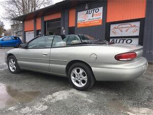 2000 Chrysler Sebring JXi - CONVERTIBLE