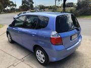 2007 Honda Jazz MY06 VTi Purple Blue 7 Speed CVT Auto Sequential Hatchback Brooklyn Brimbank Area Preview