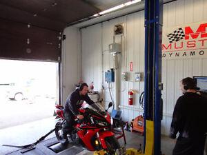 MOTORCYCLE DYNO TUNING!  EFI OR CARB