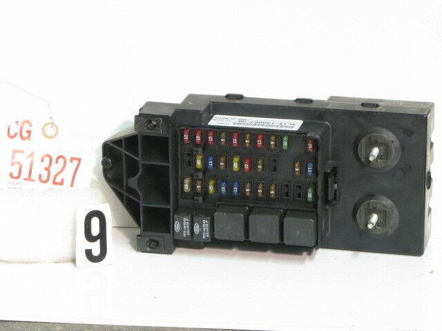 98 99 00 01 02 F150 Expedition Navigator interior Fuse Box F85B-14A067-CA