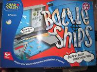 Battle Ships - Family game