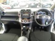 2008 Toyota RAV4 ACA33R MY09 Cruiser White 5 Speed Manual Wagon Heidelberg West Banyule Area Preview