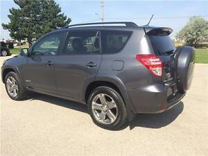 2009 Toyota RAV4 Sport 4WD with Leather/Sun Roof/B U Cam(SOLD)