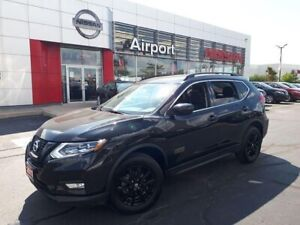 2017 Nissan Rogue SV LOADED,ALLOY WHEELS,ROOF,PO