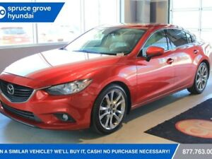 2015 Mazda Mazda6 GT-PRICE COMES WITH *$1,000 CASH BACK-TECH PAC