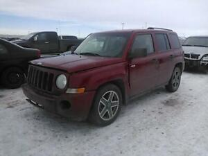 PARTING OUT 2007 to 2013 Jeep Patriots