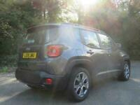 2019 Jeep Renegade 1.3 GSE T4 LIMITED DDCT (S/S) 5DR FULL LEATHER HEATED SEATS