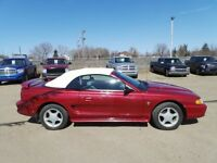 1996 Ford Mustang RWD CONVERTIBLE