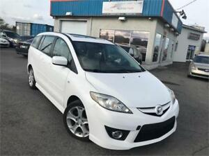 MAZDA5 2009  GT  CUIR / TOIT OUVRANT / MAGS / FULL..IMPECCAPLE!!