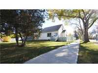 Bungalow with Large Yard and Loft, Tremendous Potential!!