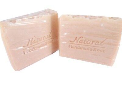 Goats Milk Eczema (Natural Goats Milk Honey&Beeswax Soap,ideal for sufferers of Eczema & Psoriasis)