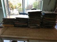 Bargain Over 200 Vinyl LP Records some Box sets