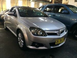 2005 Holden Tigra XC Silver 5 Speed Manual Convertible Georgetown Newcastle Area Preview