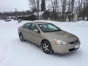 ACCORD 2003 ** CUIR / TOIT OUVRANT ** $$$2495$$$