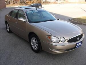 2005 BUICK ALLURE CXL *** LEATHER *** SUNROOF *** LOADED ***