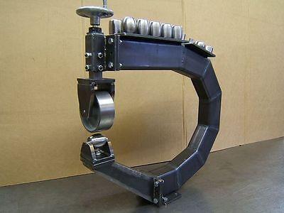 English Wheel Plans Only - Planishing Hammer Pullmax Rat Rod Harley - Usa