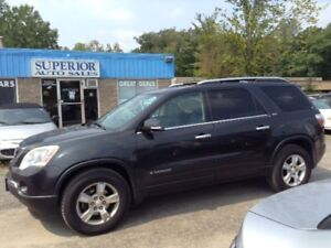 2007 GMC Acadia SLT1 Fully Certified!