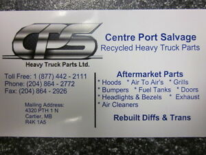 CPS Heavy Truck Parts Ltd.