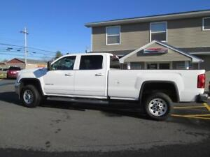 2016 GMC Sierra 2500 HD Z71 4x4