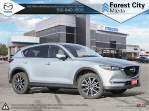 2018 Mazda CX-5 | GT | Leather Seats | Navigation | Back-Up Came