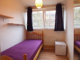 🔎🔑📍LOVELY SINGLE ROOM in Southwater Close, E14 7TE - £100pw / Limehouse Station - NO FEES.