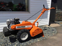 Columbia Rear tine tiller Priced to sell $999