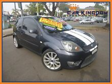 2008 Ford Fiesta WQ XR4 5 Speed Manual Hatchback Homebush Strathfield Area Preview